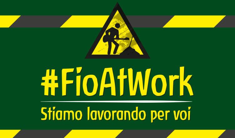 #FioAtWork